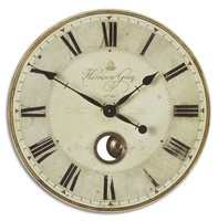 "Часы Harrison Gray 23"" Wall Clock"