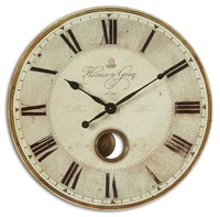 "Часы  Harrison Gray 30"" Wall Clock"