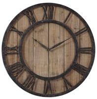 Часы Powell Wall Clock