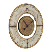 Часы  Ezekiel Wall Clock