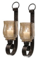 Подсвечник бра Joselyn Candle Sconces, S/2
